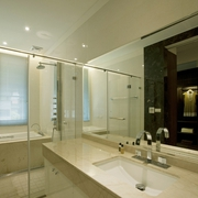 精致工艺现代住宅欣赏卫生间