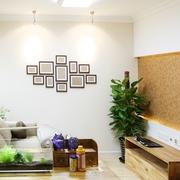 65平简约小户型欣赏客厅设计