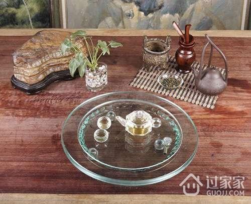 什么是玻璃茶盘?玻璃茶盘知识大全