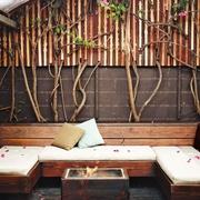 54平北欧小阁楼设计欣赏休息厅