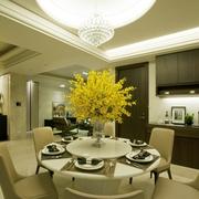精致工艺现代住宅欣赏餐厅设计