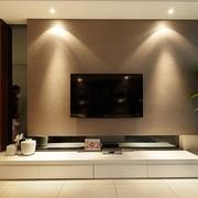 客厅背景墙装修效果图 简约但却精致