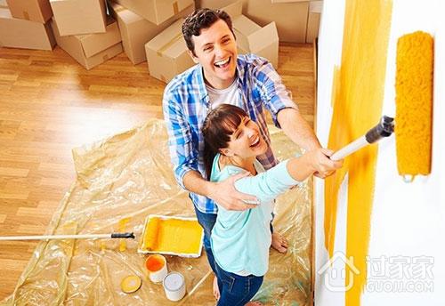 装修经验分享:家装油漆选购要注意哪些问题