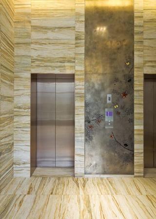 新古典别墅套图电梯间