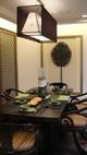 中式餐厅设计效果图