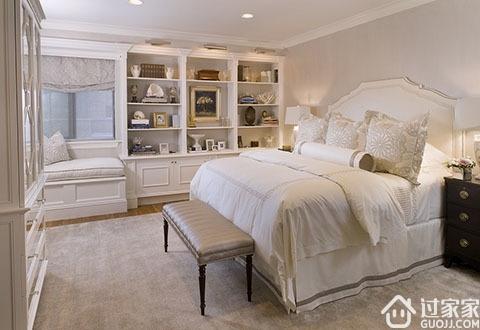 2017最流行的二十款欧式硅藻泥卧室装修效果图欣赏
