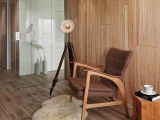 现代风两居室住宅欣赏客厅设计