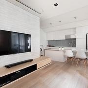 简约设计小户型效果图客厅