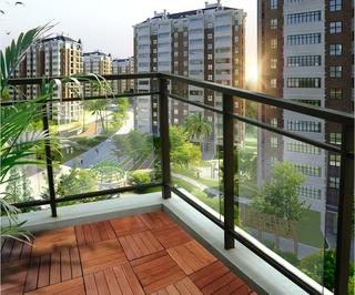 112平东南亚住宅欣赏阳台