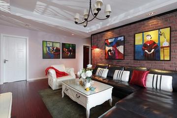 新中式风格家居欣赏客厅
