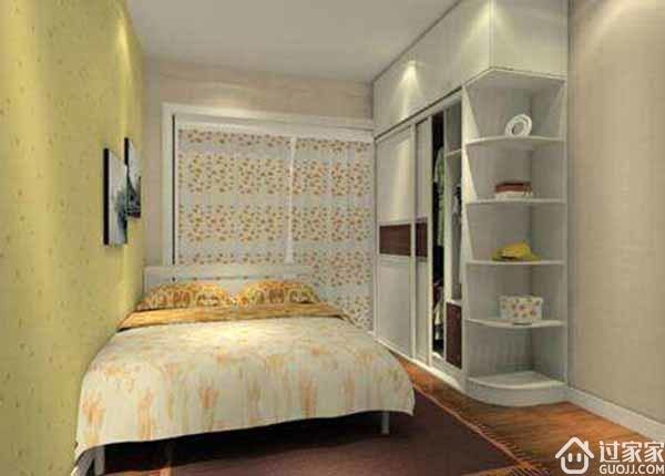 风水大师教你卧室衣柜的摆放风水,附带衣柜设计效果图
