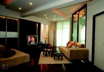 62平方米两室两厅简约装修 巧妙引用隔断小居室尽显大空间
