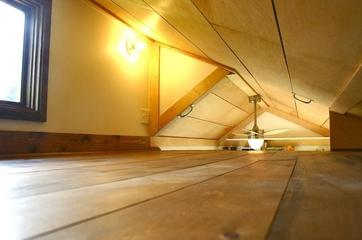 简约精致小木屋欣赏阁楼设计