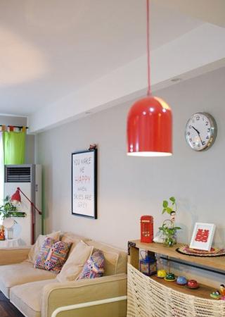 94平宜家装饰风格欣赏客厅