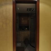 东南亚设计室内门效果