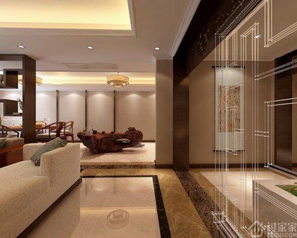 怎么你家的现代中式家装风格预算超支了?还不赶紧看看!