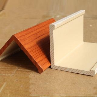 木塑护墙角的安装方法