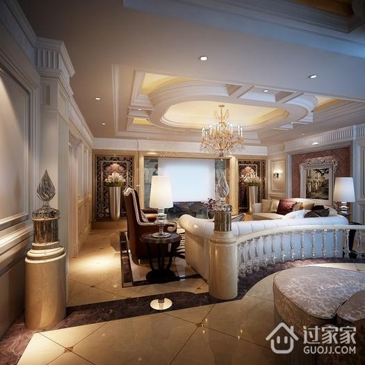 顶级奢华新古典住宅欣赏