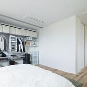 112平日式风格住宅欣赏卧室设计