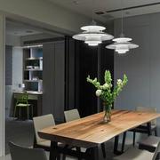 简约风格小清新公寓餐厅