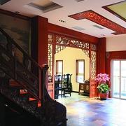 古典风楼梯