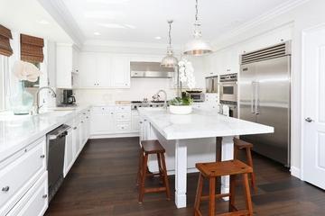 简欧住宅套图设计赏析厨房