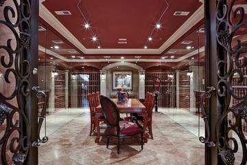 法式风格装饰图酒室