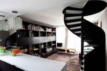 48平小复式简约住宅欣赏