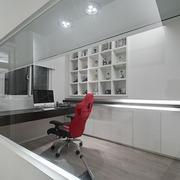 现代设计小户型效果图书房