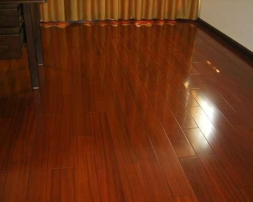 圆盘豆实木地板的优点及缺点