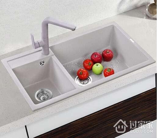 厨房水槽槽体材质有哪些