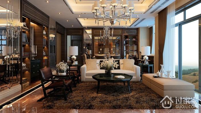 重色新古典住宅欣赏