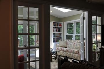 美式风格别墅装修套图家庭厅设计