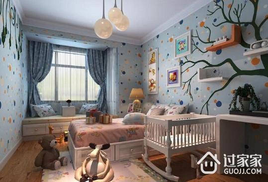 美观与安全并存 三款婴儿房装修案例赏析