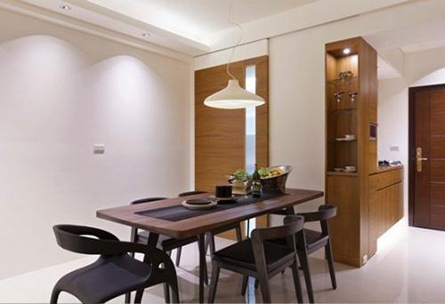 家庭装修灯光设计布置技巧 客厅餐厅灯光氛围营造有讲究图片