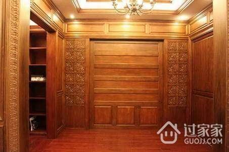 实木护墙板的安装工艺流程
