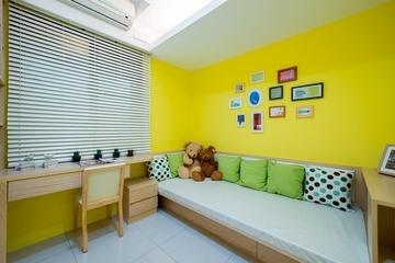 简约舒适小两居案例欣赏儿童房