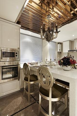 100平新古典住宅欣赏厨房