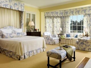 法式私人庄园欣赏卧室陈设