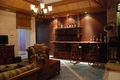 东南亚设计客厅电视背景墙设计