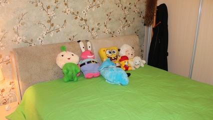 89平简欧三居室欣赏儿童房