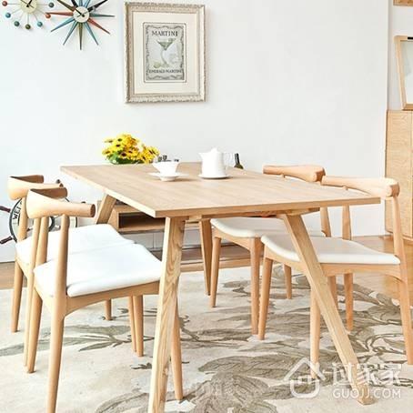 餐桌椅的种类和选购及尺寸确定