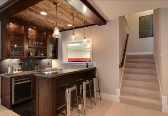 240平美式独栋别墅欣赏厨房