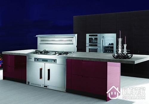 集成厨房电器八大优点