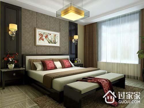 卧室背景墙设计原则及色彩运用
