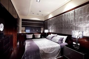 红妆简欧古典家居欣赏卧室设计