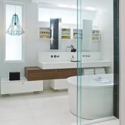 简约风格别墅设计卫浴间