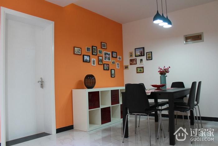 简约风格两居室效果欣赏餐厅局部