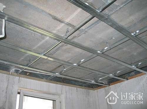 硅酸钙板吊顶施工流程与施工方法