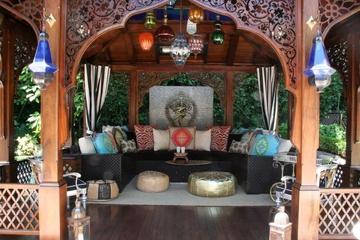 东南亚风格别墅装饰效果图欣赏阳台